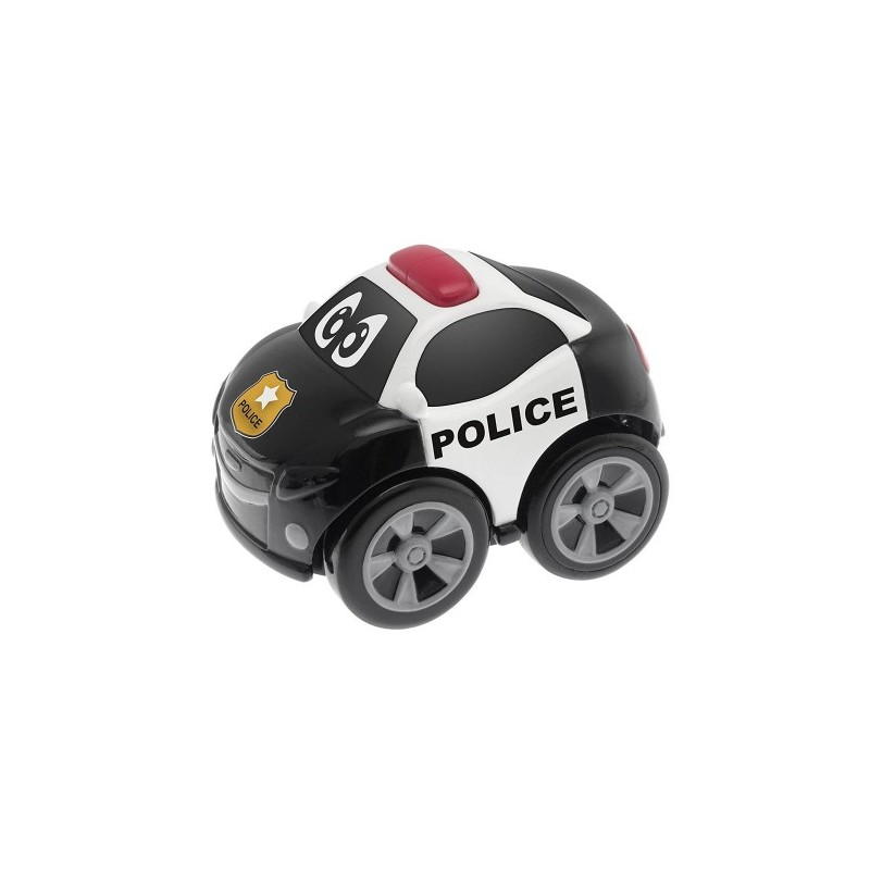 COCHE ELECTRONICO POLICIA 7901