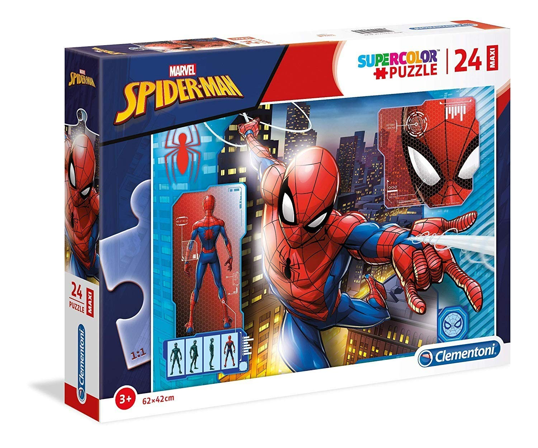 MAXI PUZZLE 24 SPIDER MAN 28507