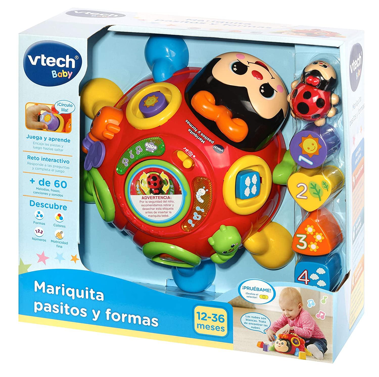 MARIQUITA PASITOS Y FORMAS 3480-522322