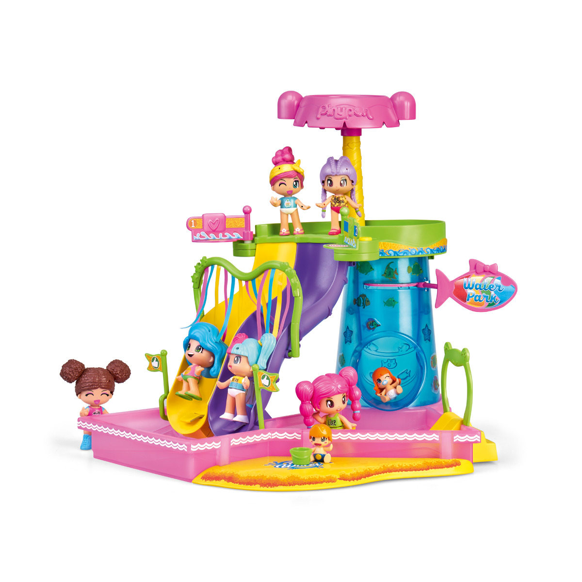 PINYPON WOW WATER PARK 15562 - V41821