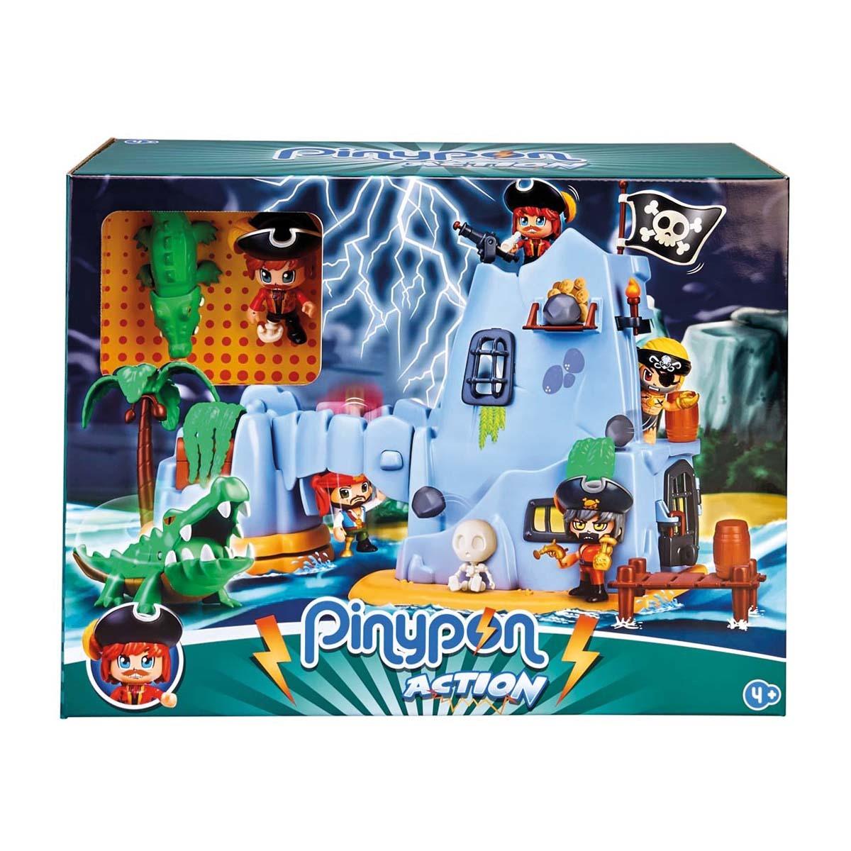 PINYPON ACTION ISLA PIRATA DEL CAPITAN CAIMAN 15637 V26320