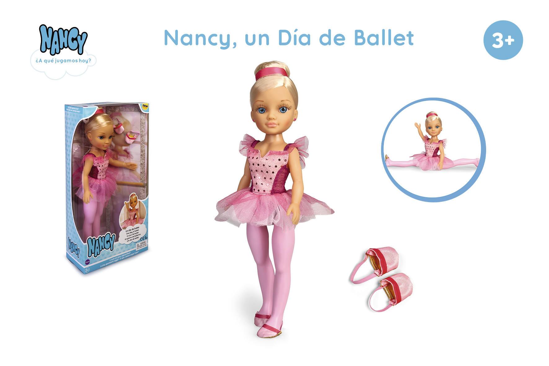 NANCY UN DIA DE BALLET 15543 V27320