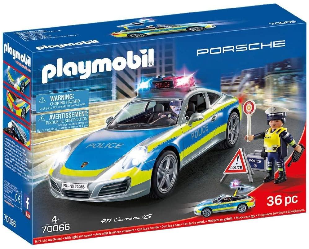 PORSCHE 911 CARRERA 4S POLICIA 70066 - V46420