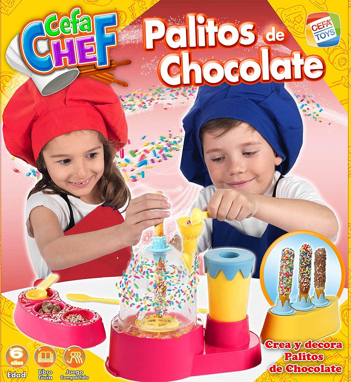 CEFACHEF PALITOS DE CHOCOLATE 21792  - V49920