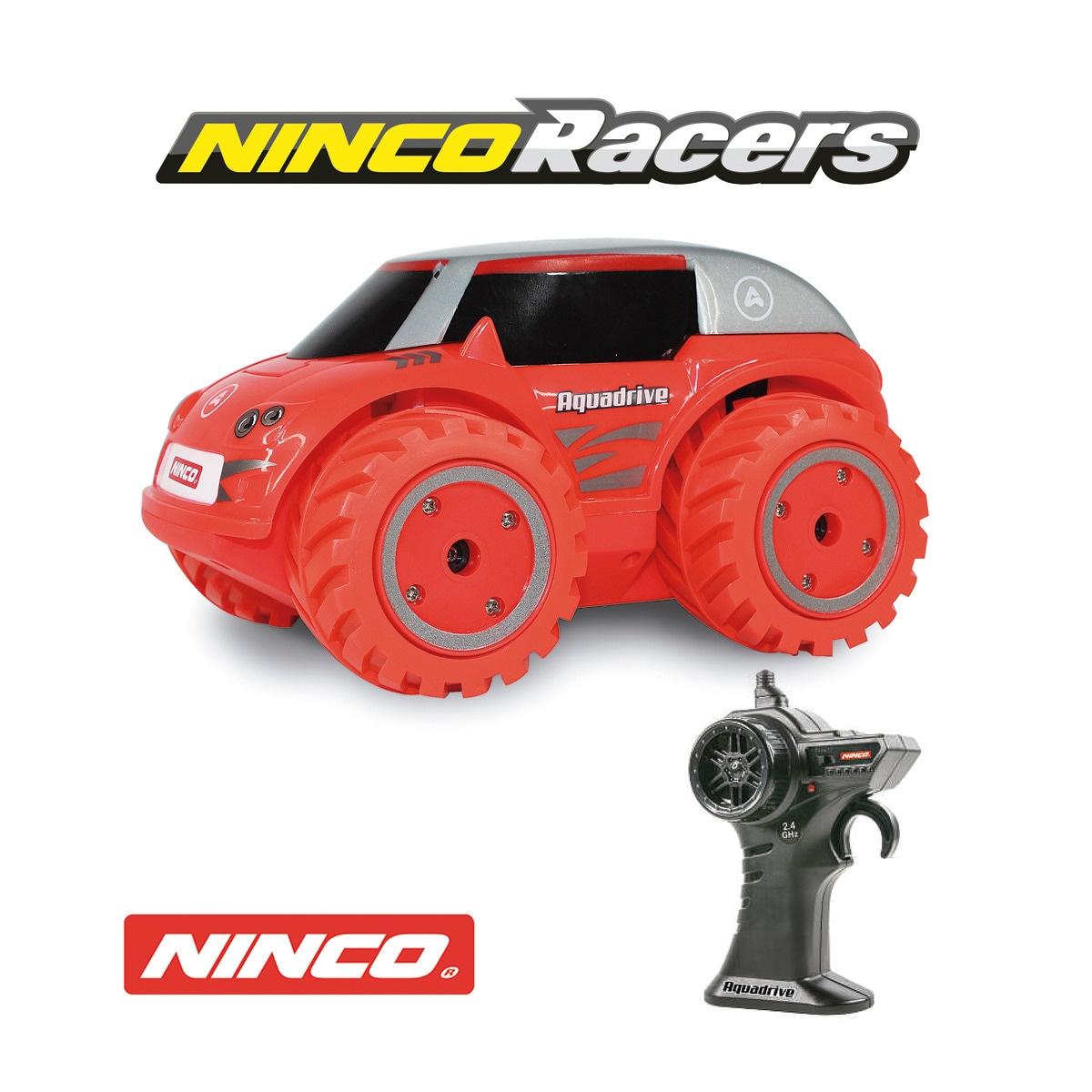 COCHE RADIO CONTROL AQUADRIVE NINCORACERS NH93148 - N77020
