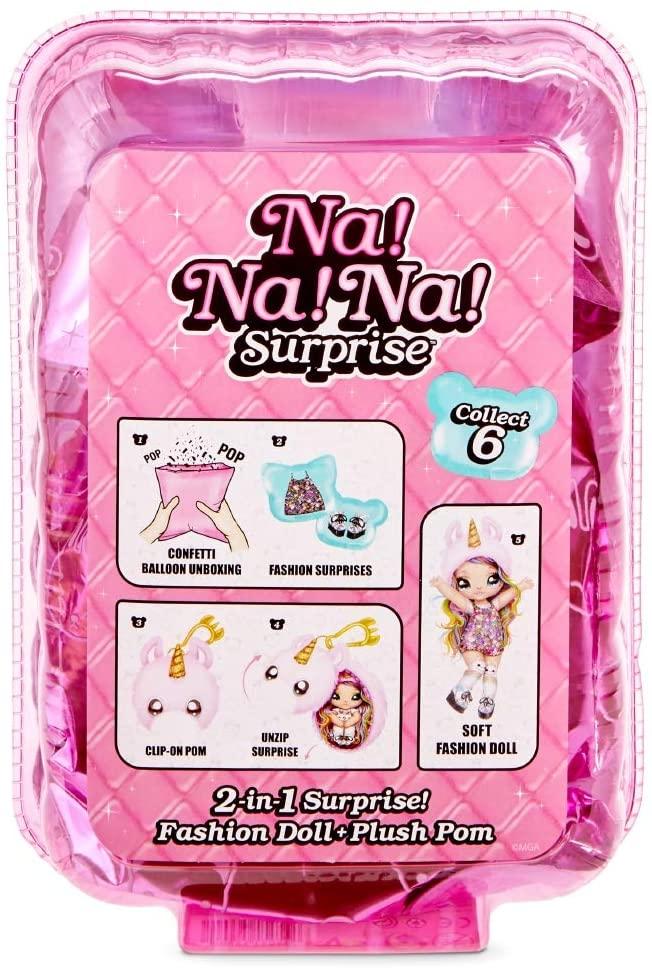 NANANA SURPRISE DOLLS NAA00000 V40020