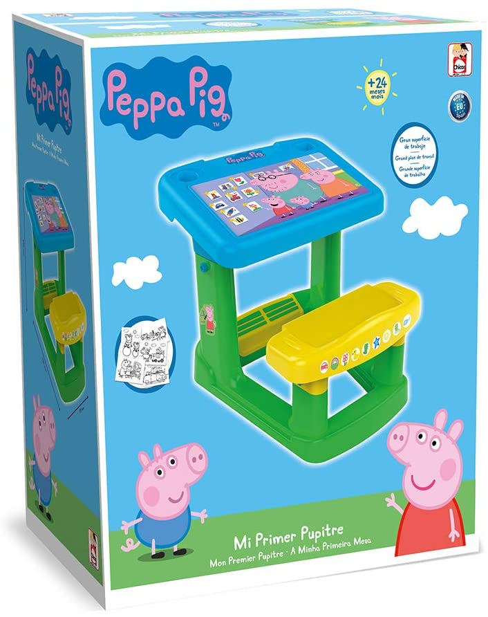 PUPITRE PEPPA PIG 51059
