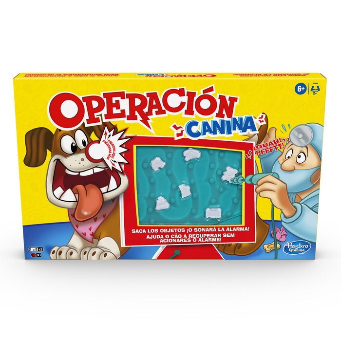 OPERACION CANINA E9694 - N53420