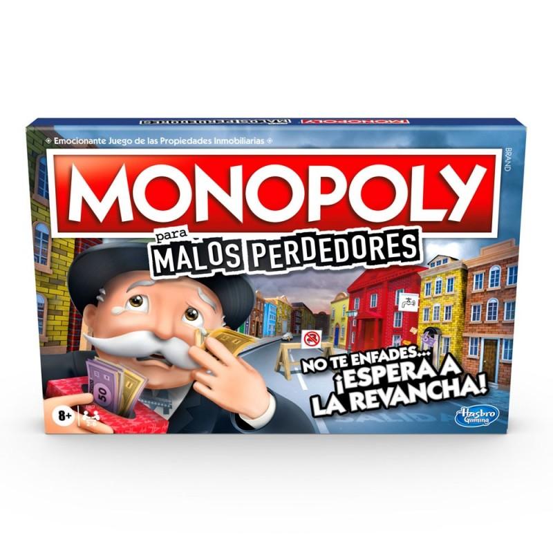 MONOPOLY FOR SORE LOSERS E9972