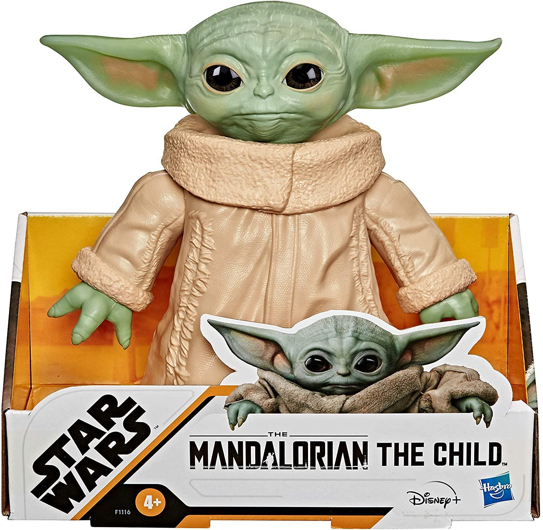 FIGURA STAR WARS THE MANDALORIAN THE CHILD 16CM F1116
