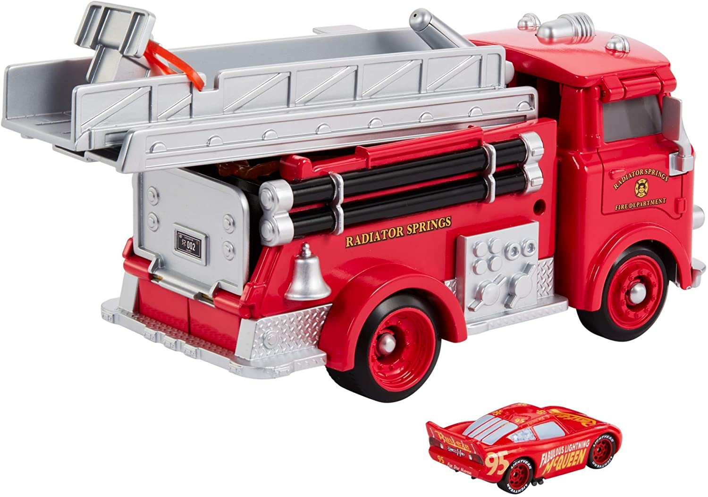 RED SUPER CAMION DE BOMBEROS GPH80 - N66320