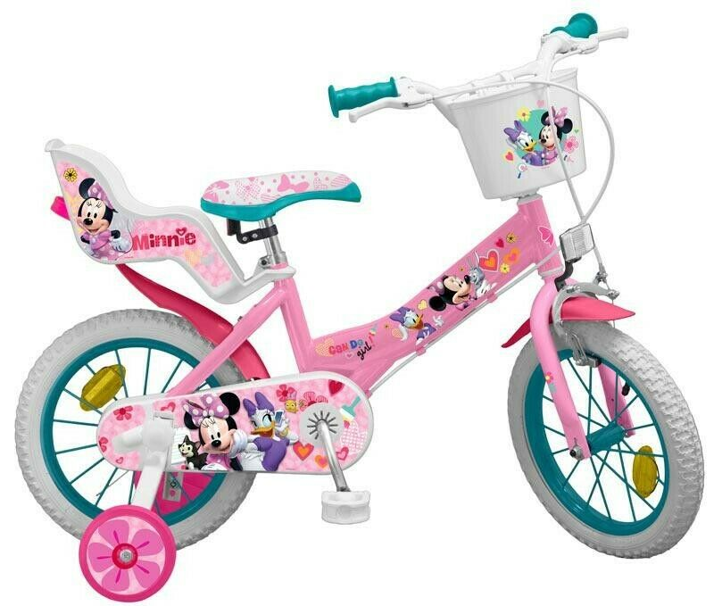 BICICLETA 16 MINNIE 615