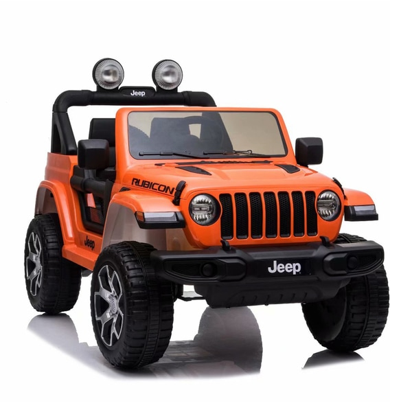 JEEP ELECTRICO WRANGLER RUBICON 4079