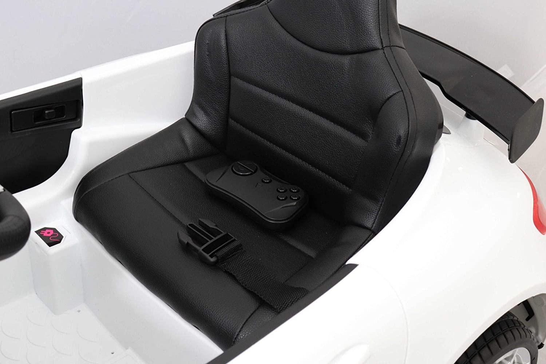 MERCEDES AMG GT 12 V BLANCO RADIO CONTROL 4026