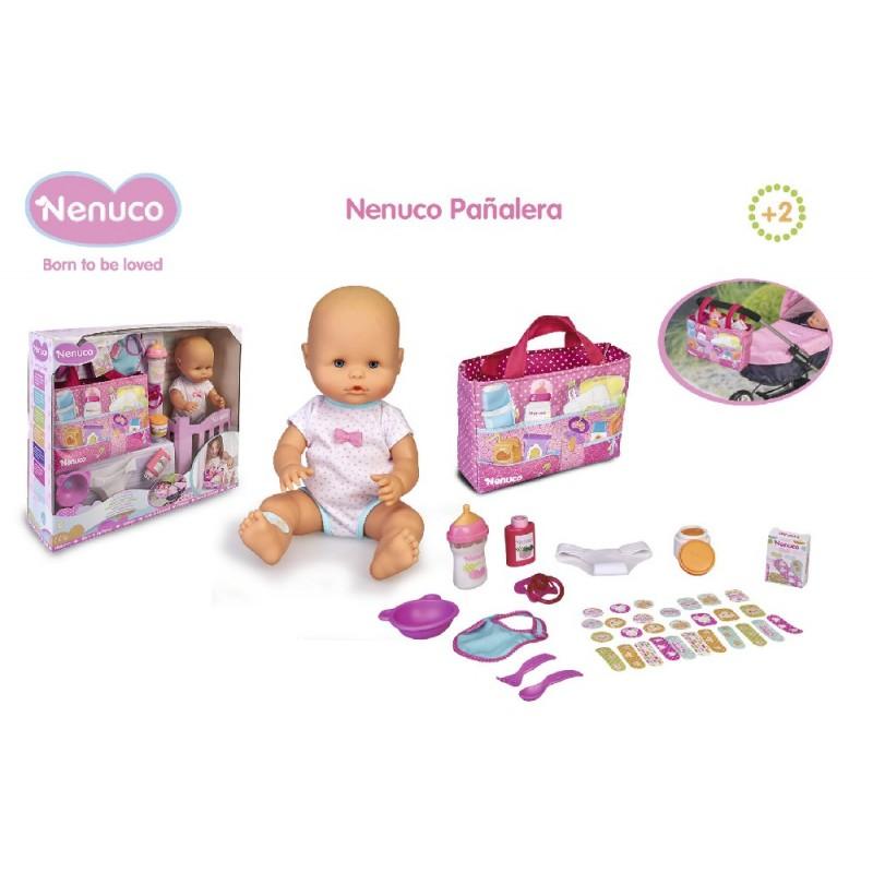 NENUCO BOLSA BEBE  CON ACCESORIOS 15831 - N41920