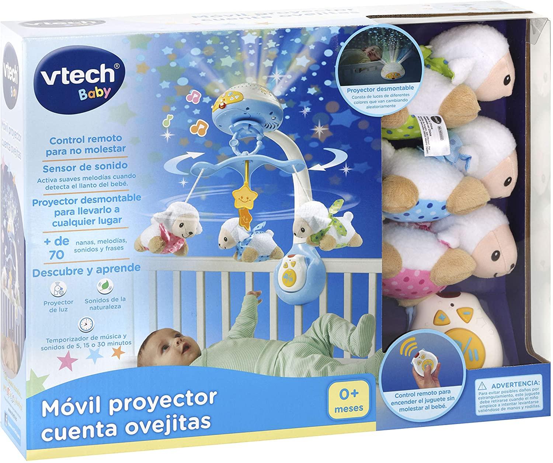 MOVIL PROYECTOR CUENTA OVEJITAS 80-503322