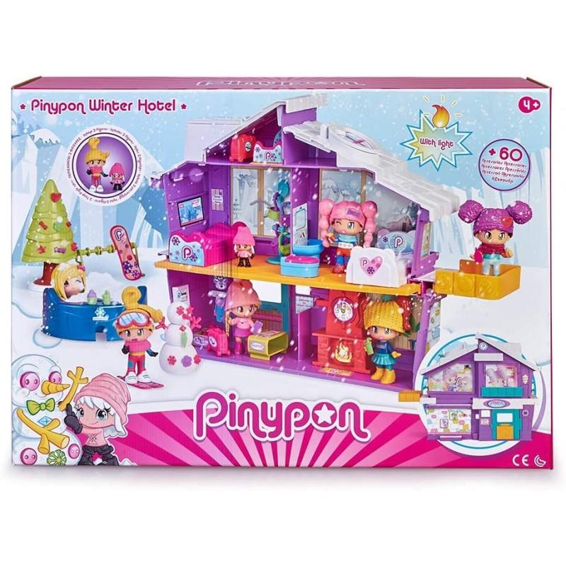 PINYPON WINTER HOTEL 15773 - N38420