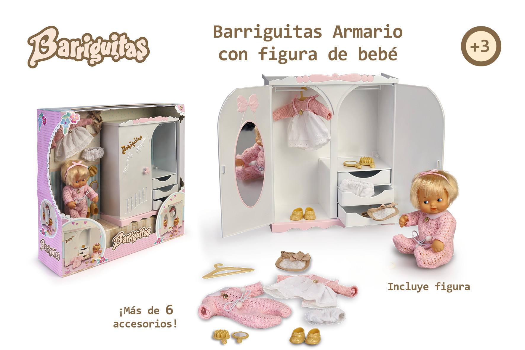 ARMARIO BARRIGUITAS + FIGURA 15811 - N37620