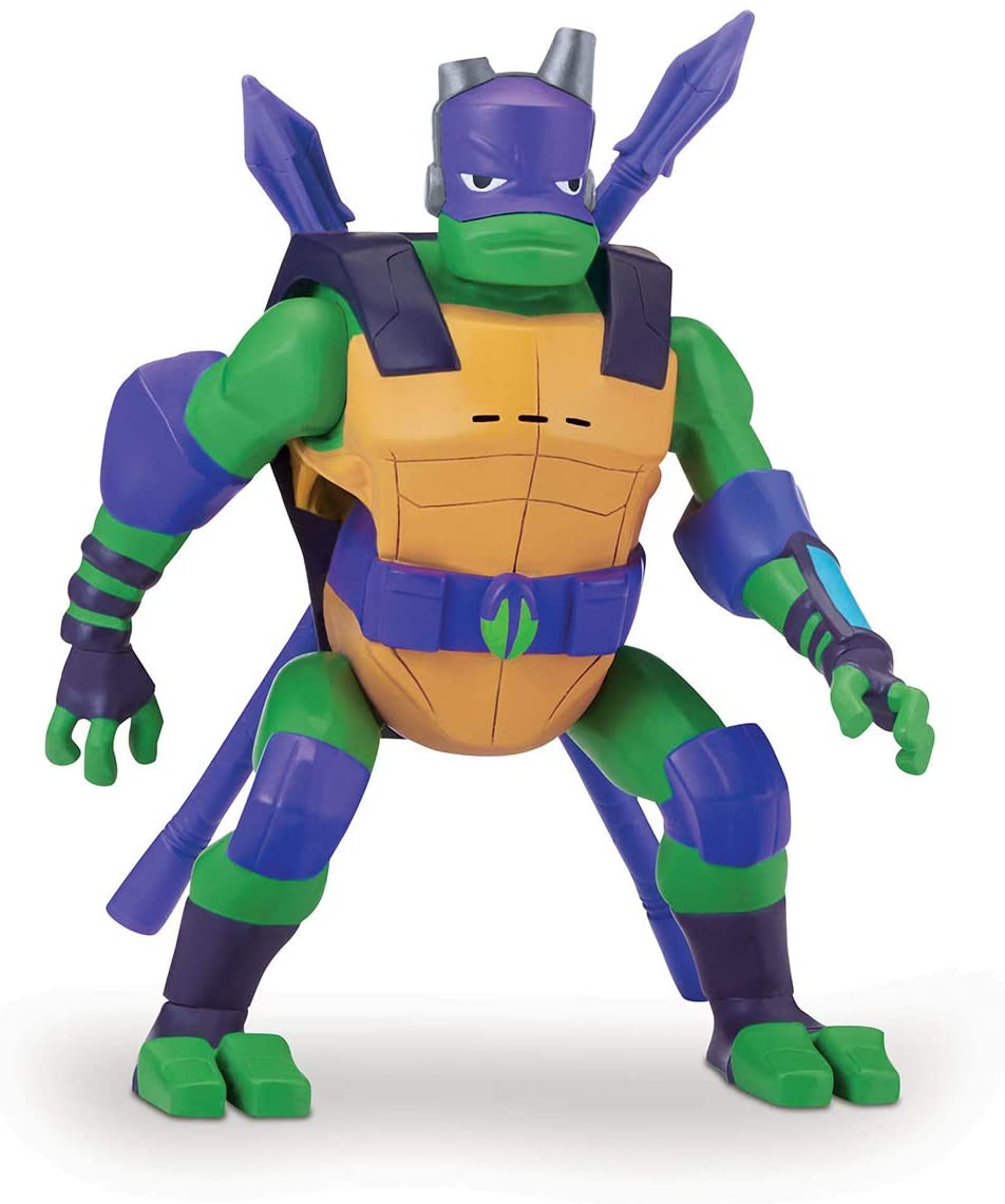 RISE OF TMNT FIGURAS DELUXE WAVE 1 TUAB2511 V27920