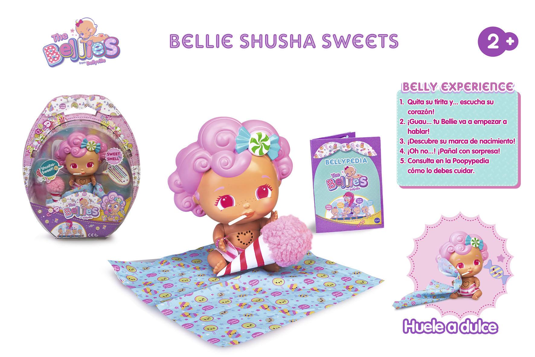 BELLIE SHUSHA-SWEETS 15798 - N40220