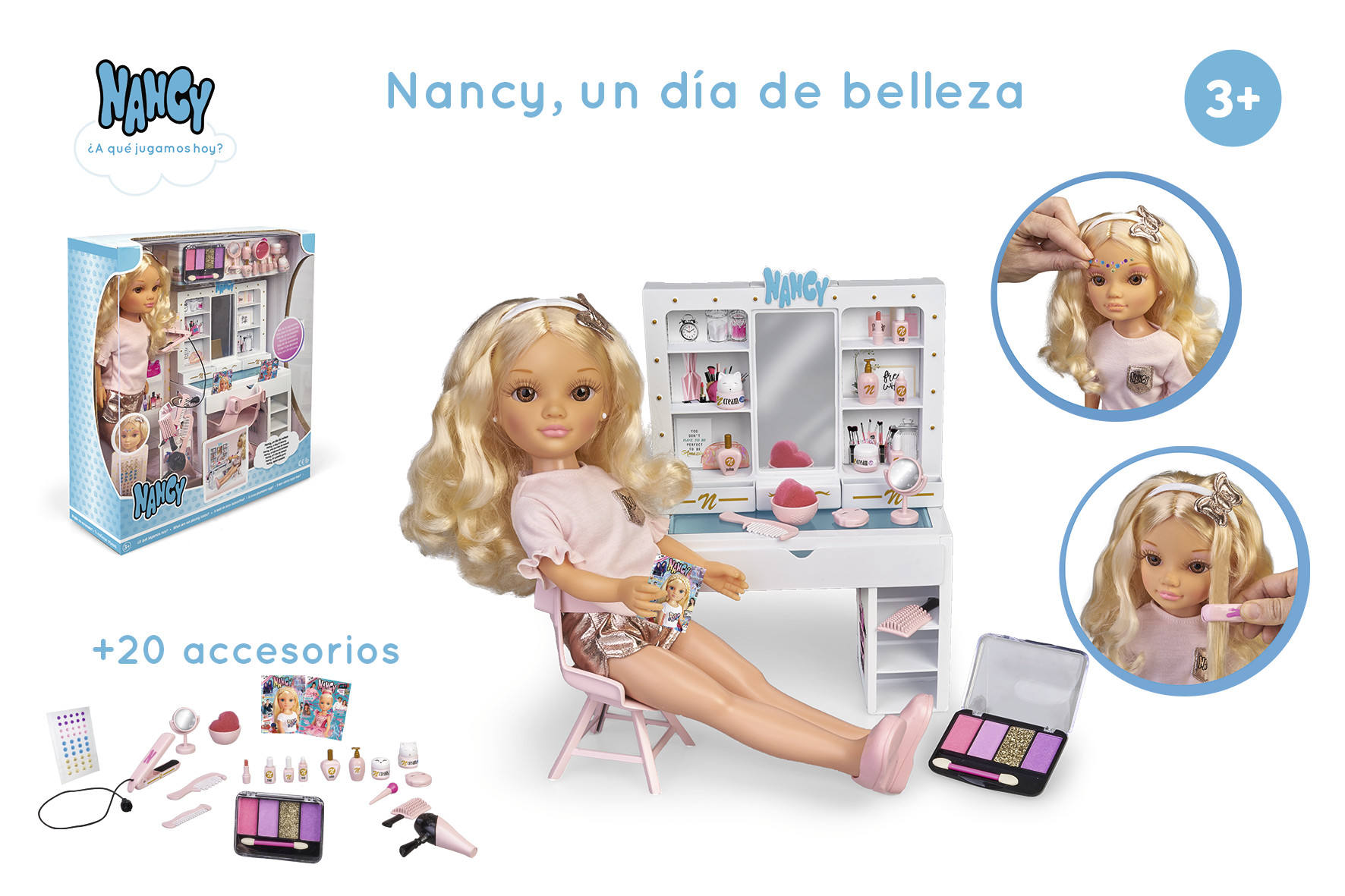 NANCY UN DIA DE BELLEZA 15787 - N36420
