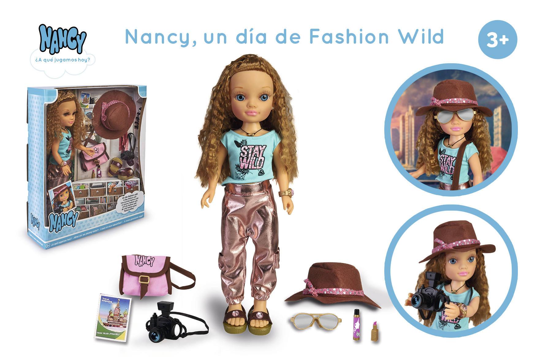 NANCY UN DIA FASHION 15786  N35820