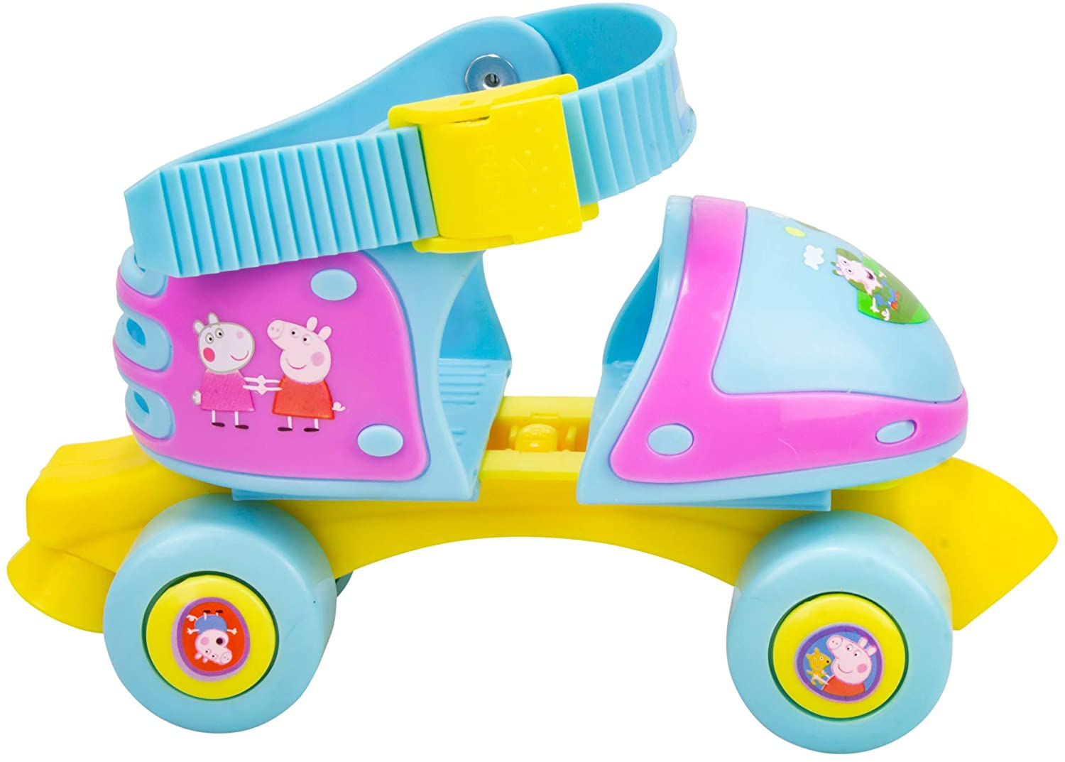 PATINES PEPPA PIG AJUSTABLE BABY QUADS OPEP151