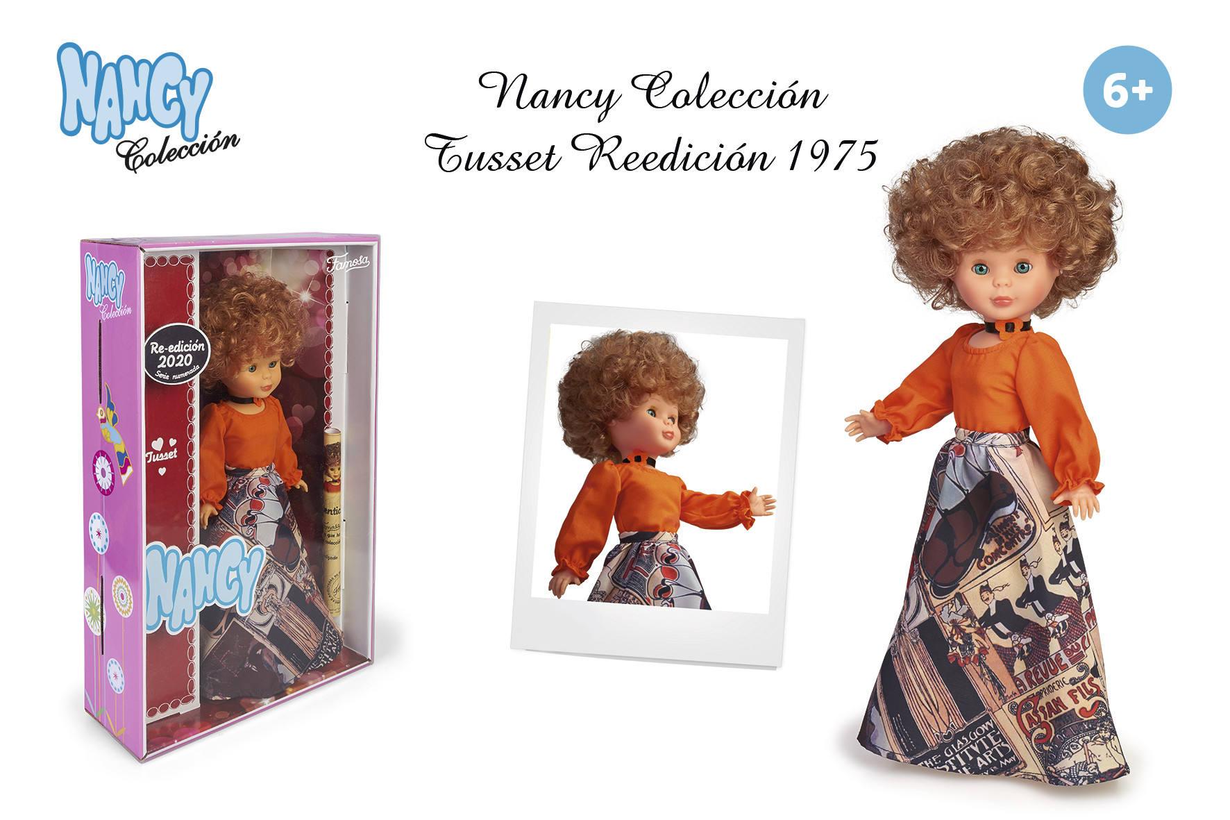 NANCY COLECCION TUSSET REEDICION 2020 15899