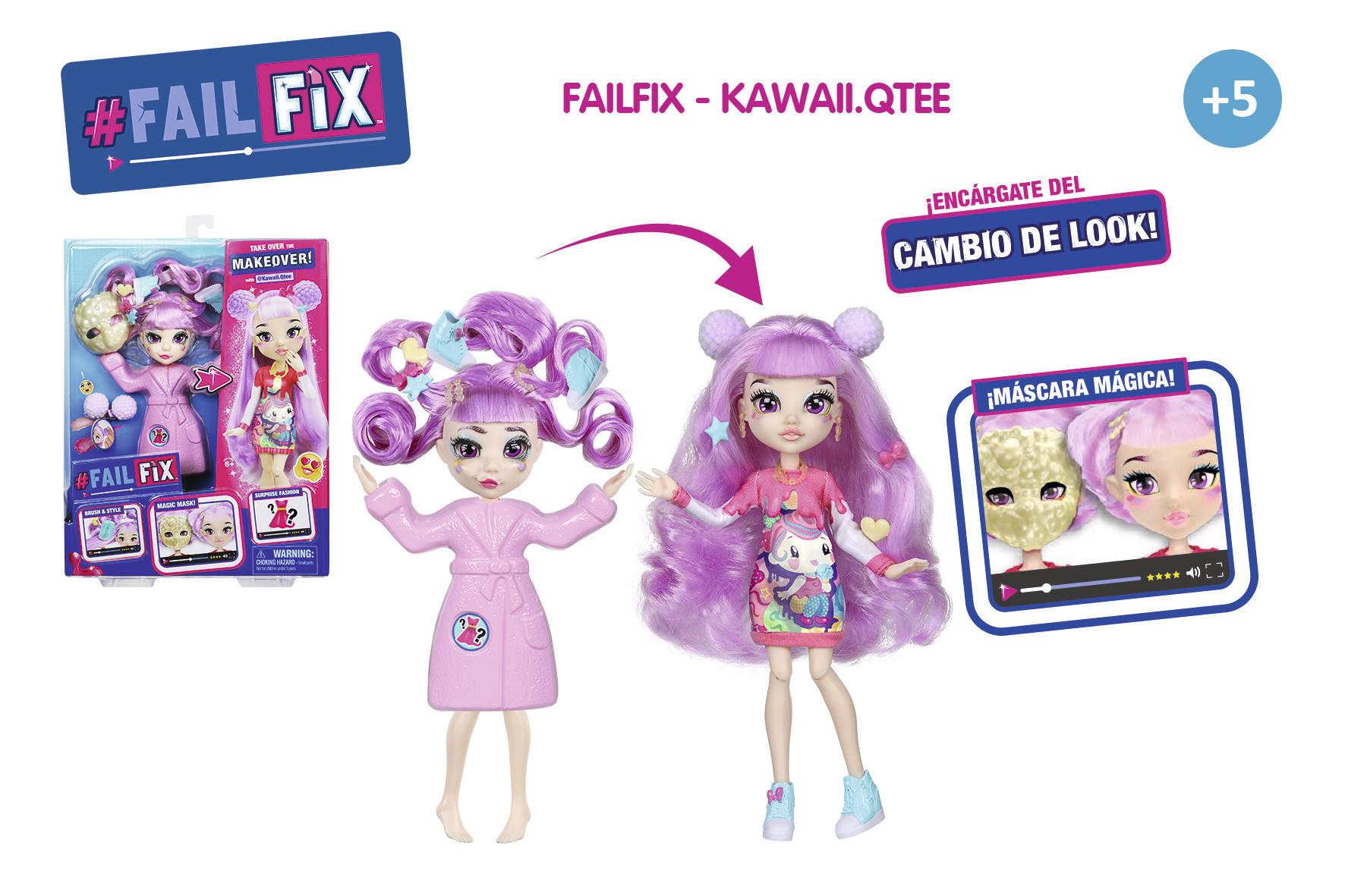 FAILFIX KAWAII CAMBIO DE LOOK 16073