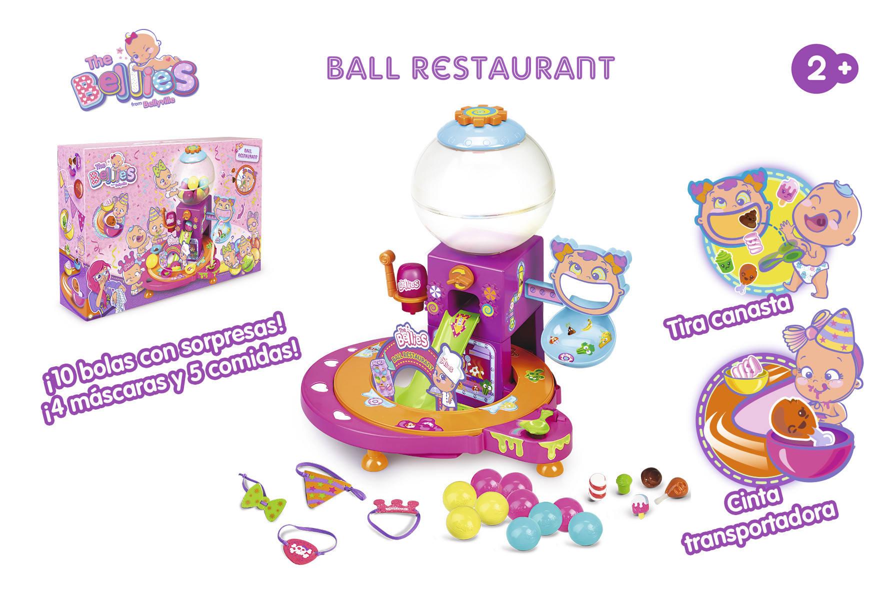 BALL RESTAURANTE BELLIES 15812 - N40720