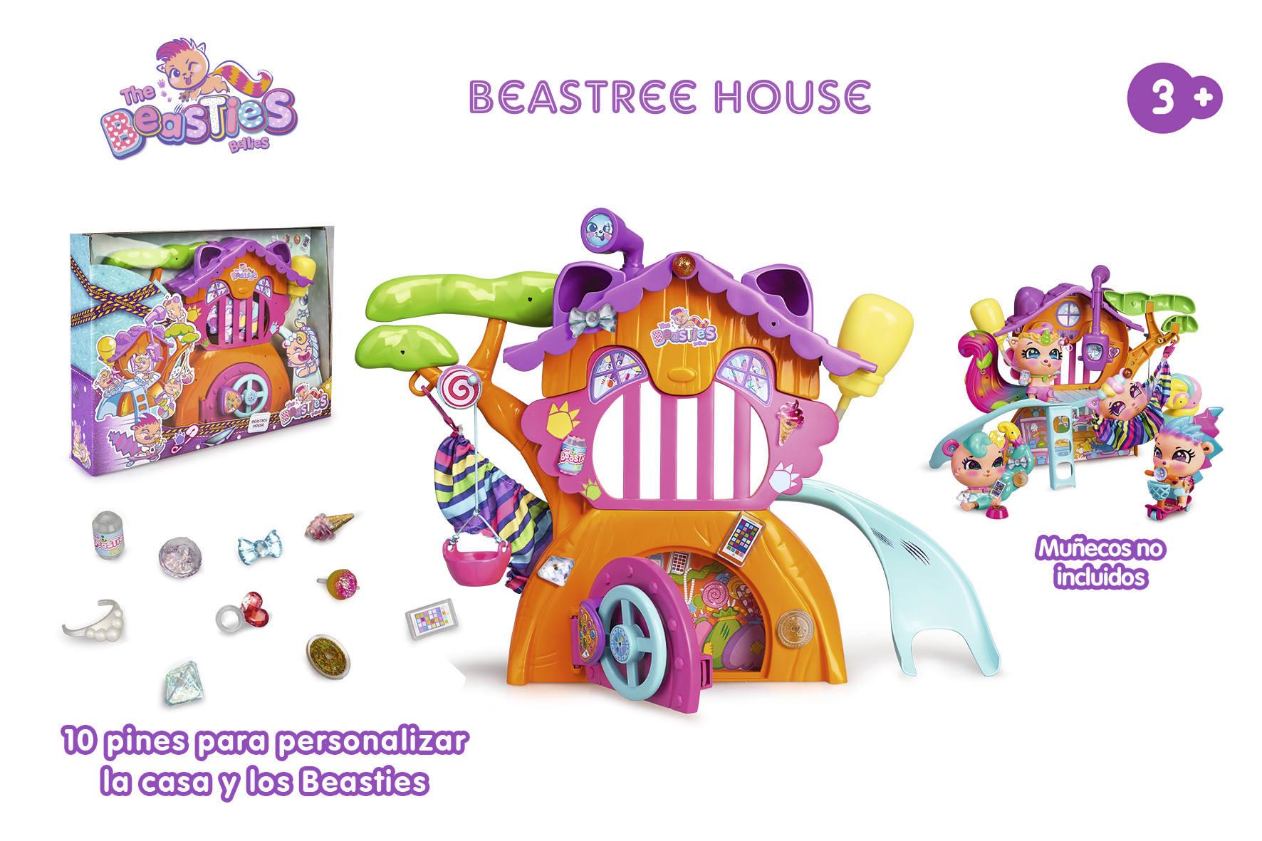 BEASTREE CASA BELLIES 15795 - N41620