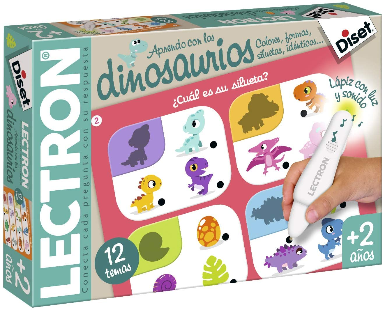 LECTRON APRENDE CON LOS DINOSAURIOS 63706 - N30920