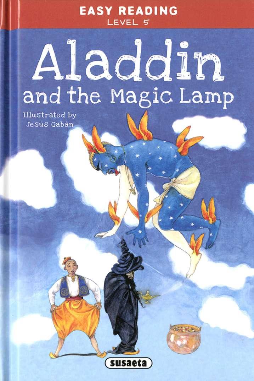 ALADDIN AND THE MAGIC LAMP S2255001