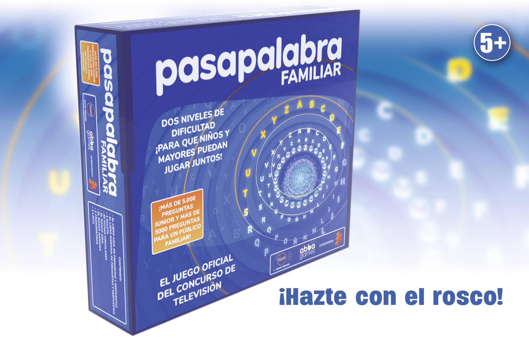 PASAPALABRA FAMILIAR 16088 - N44220