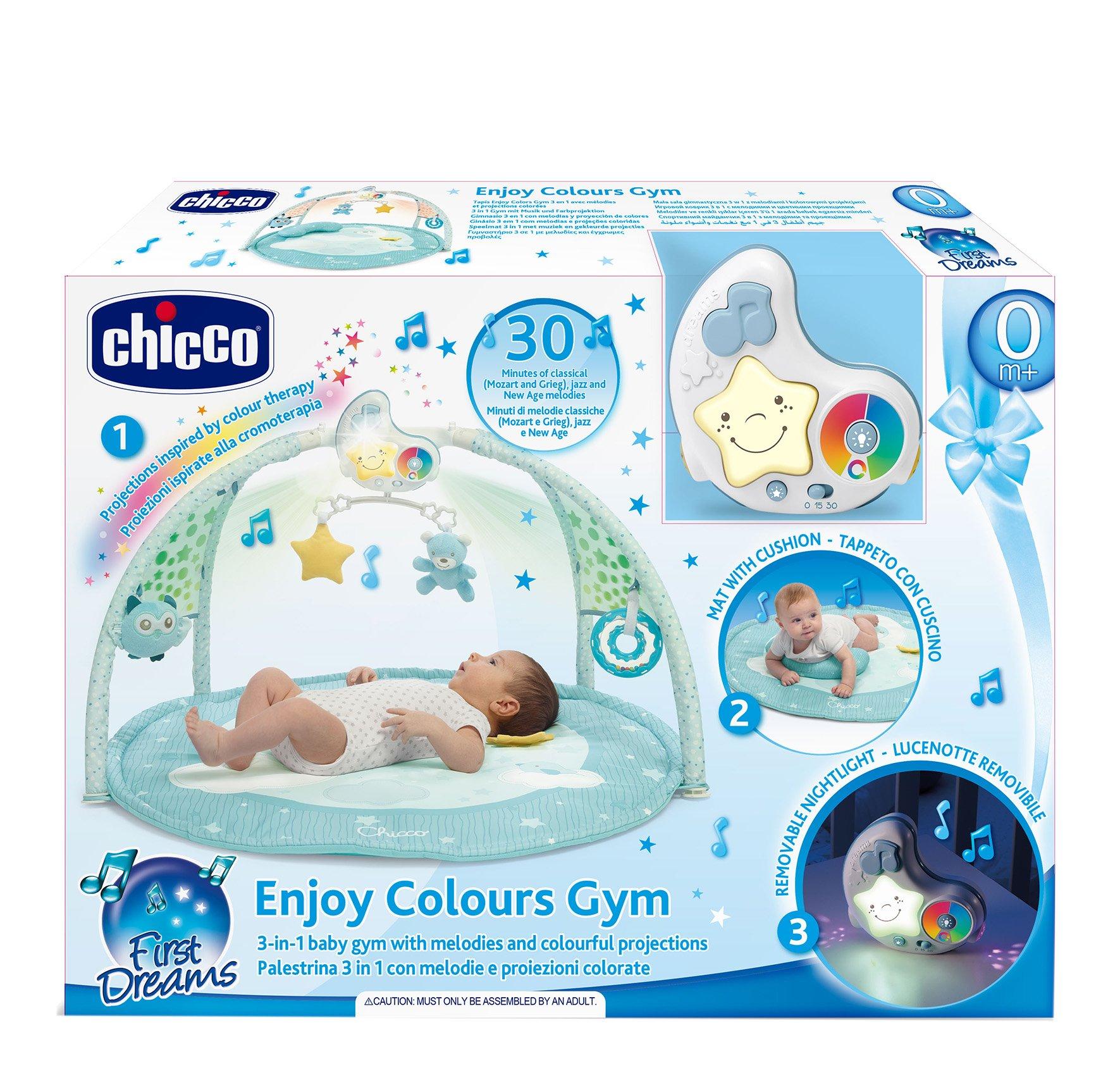 GIMNASIO INFANTIL CON SONIDO COLORES  98662