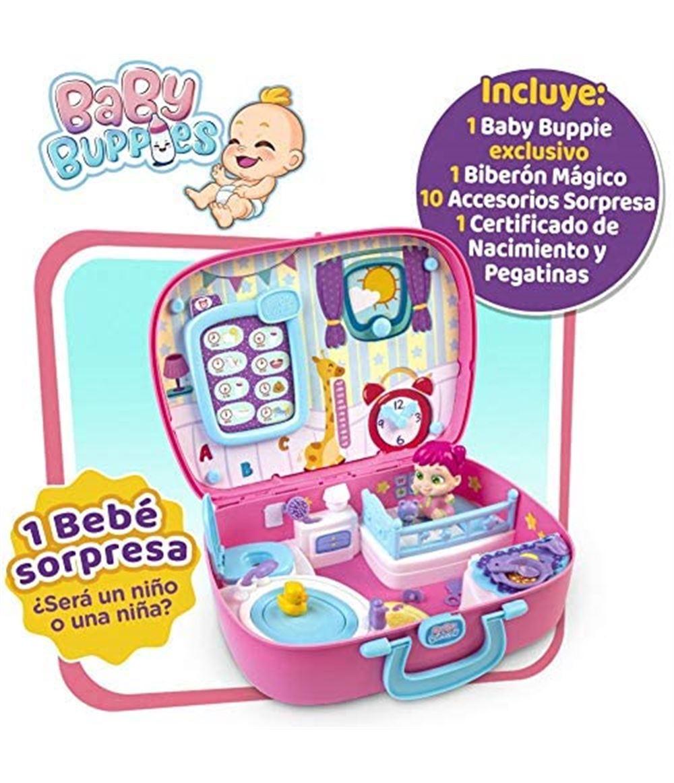 BABY BUPPIES CASA MALETIN INTER. 46480