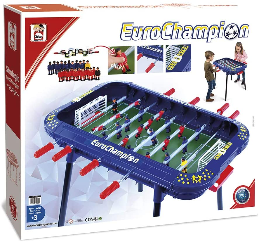 FUTBOLIN EUROCHAMPION 72460 - N33520