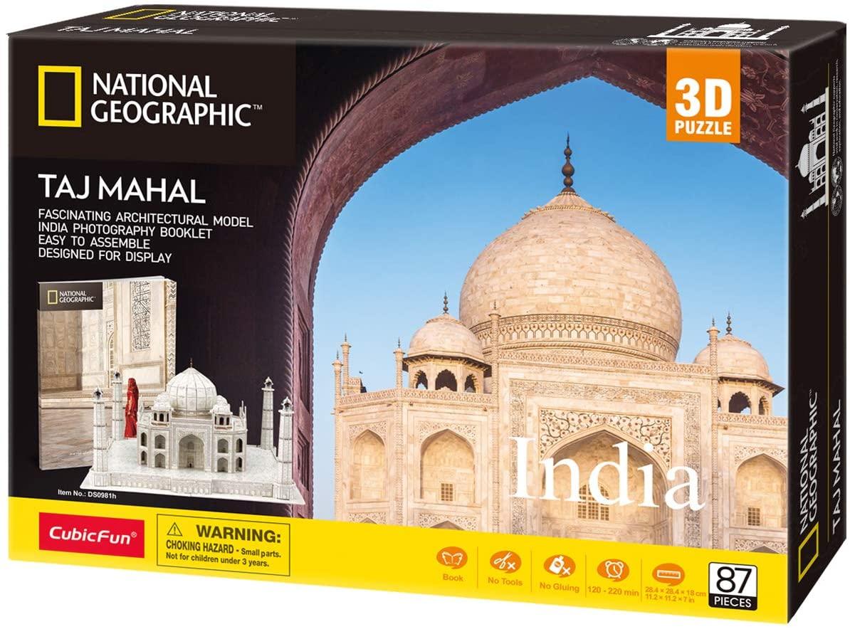 TAJ MAHAL NATIONAL GEOGRAPHIC DS0981H