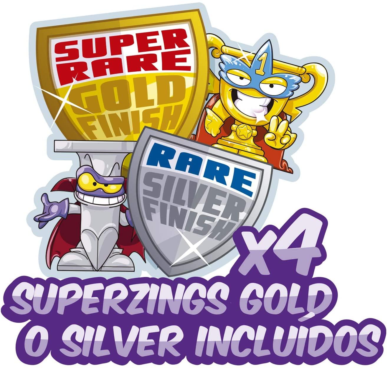 JUEGO DE LA OCA + JUEGO BATTLE ARENA DE SUPERZINGS SZINGS-M10