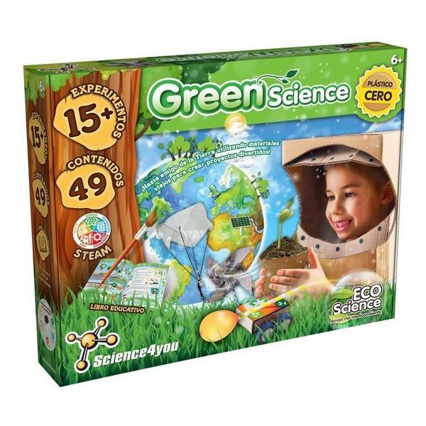 JUEGO DE MESA GREEN SCIENCE