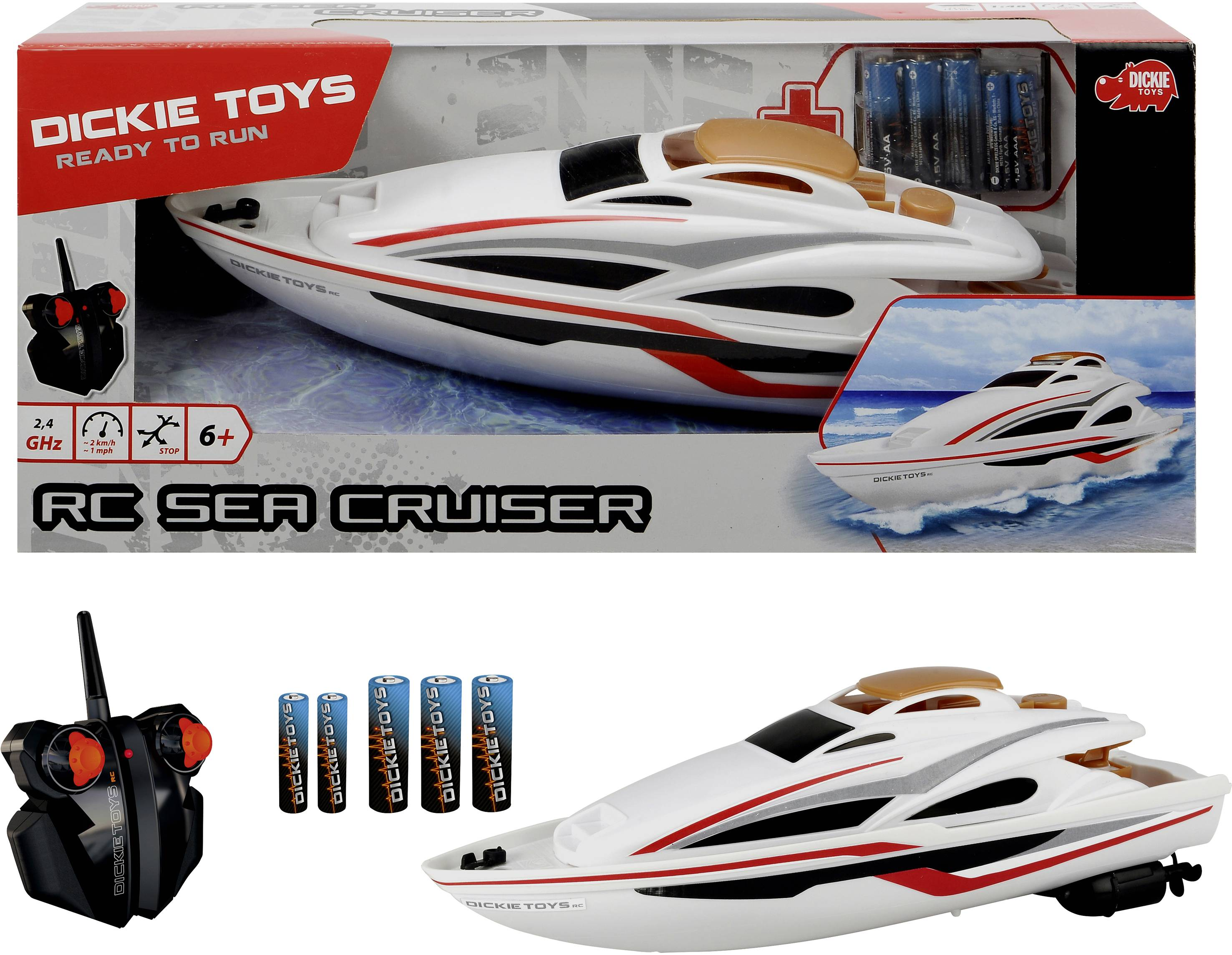 LANCHA RC SEA CRUISER 1119551