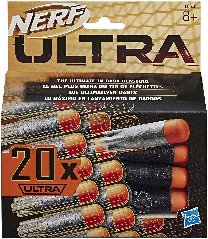 NERF ULTRA 20 DARDOS E6600