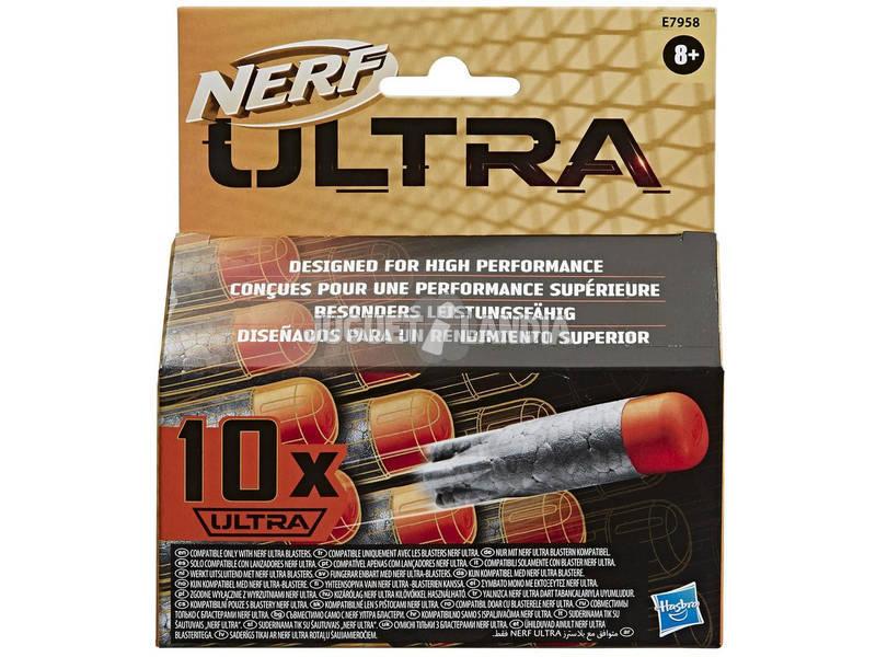 NERF ULTRA 10 DARDOS E7958