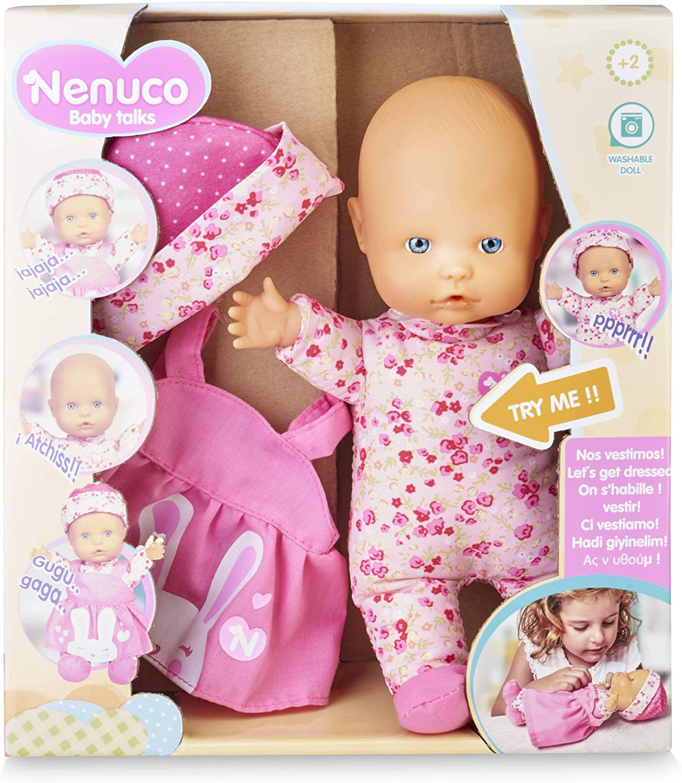 NENUCO BABY TALKS NOS VESTIMOS 16282