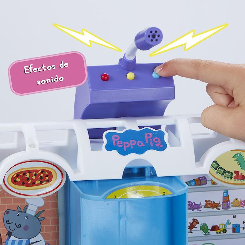 CENTRO COMERCIAL PEPPA PIG 7177 - N17320