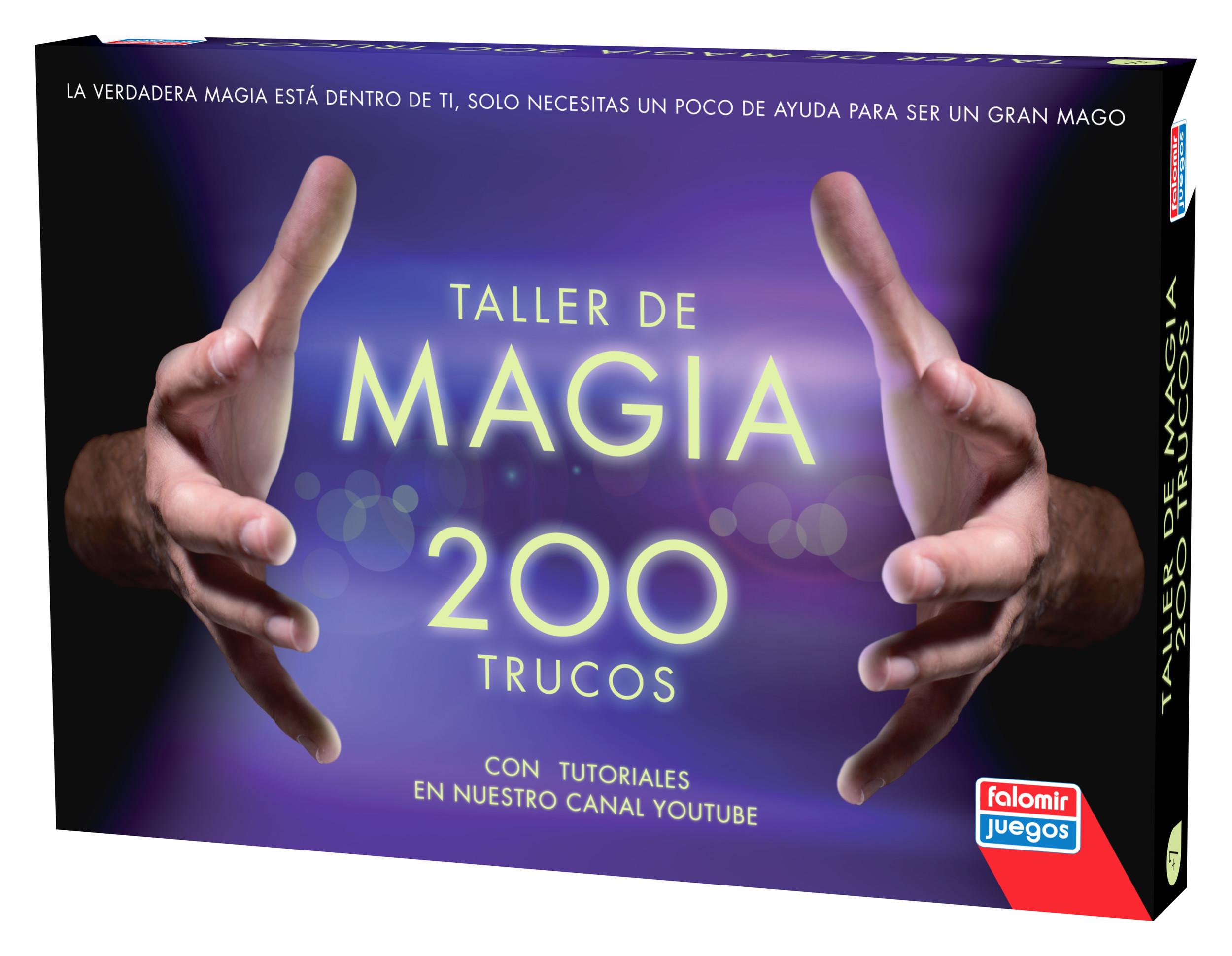 CAJA MAGIA 200 TRUCOS 1160 - N33720