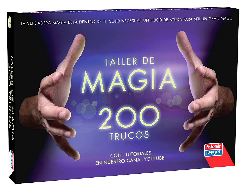 CAJA MAGIA 200 TRUCOS 1160 - N35819