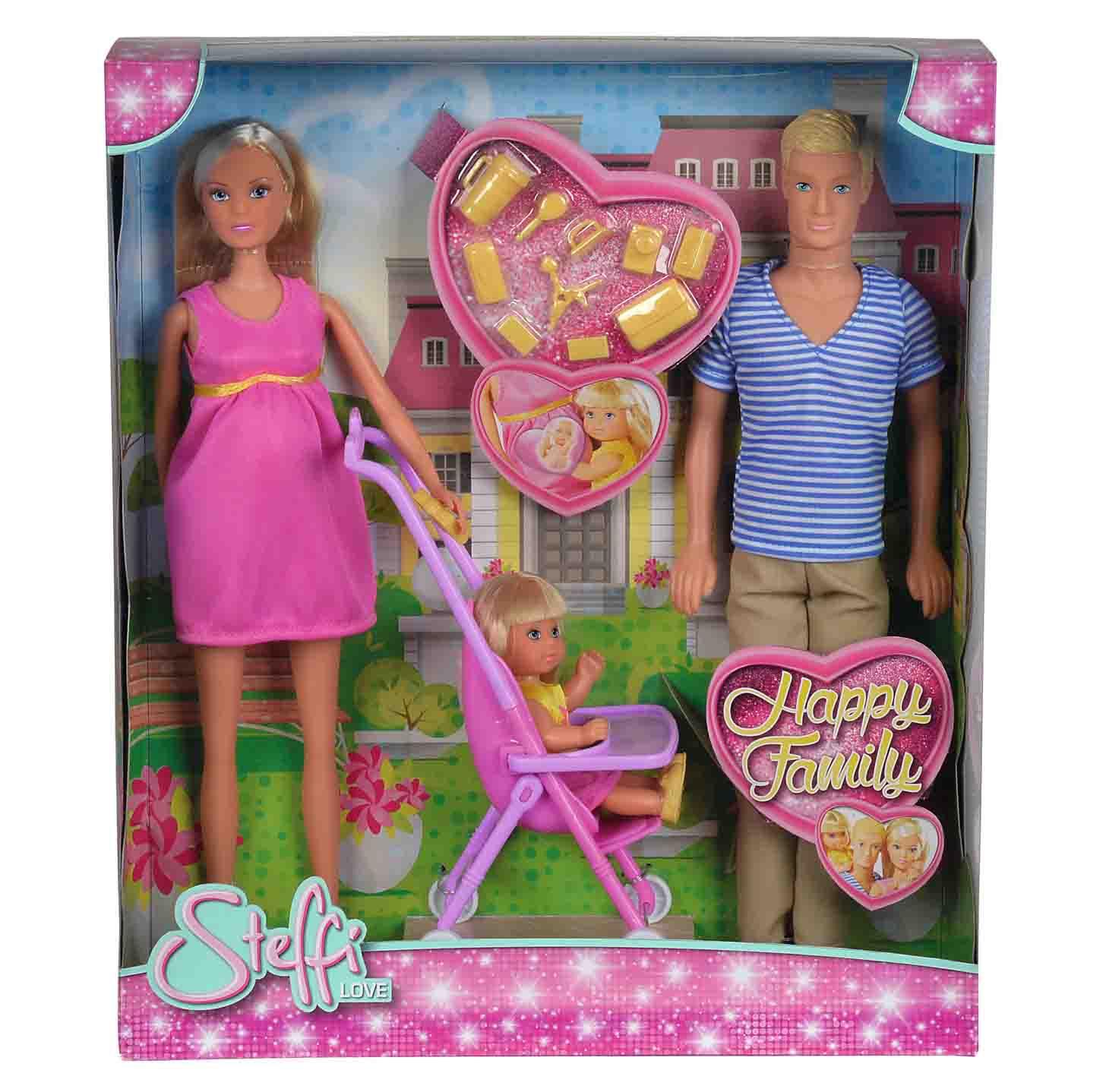 STEFFI LOVE - FAMILIA FELIZ 5733200 - N85220