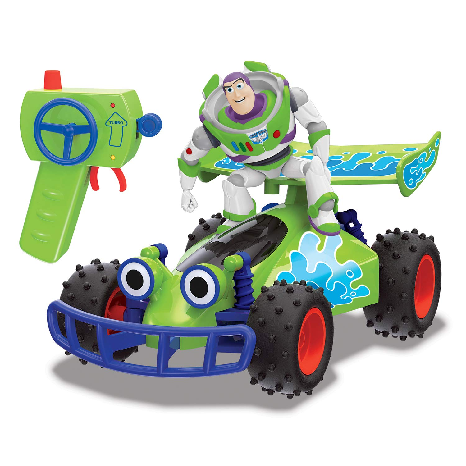 RC TOY STORY - BUGGY CON BUZZ 3154000 - N55619