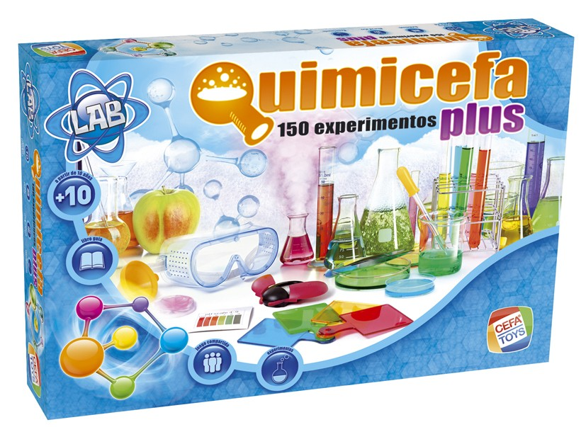 QUIMICEFA PLUS 21629 - N19320